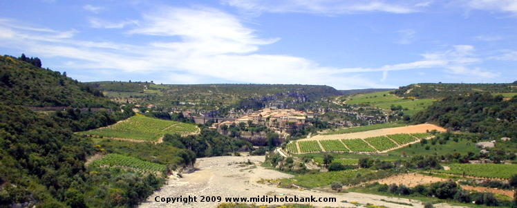 Minerve in the Minervois